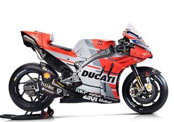 Jarang yang Tahu, Ternyata Warna Abu-abu di Livery Motor Ducati Berhubungan dengan Produsen Rokok