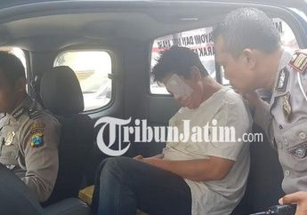 Ini Sebabnya Pengendara Toyota Alphard Langsung Kabur Setelah Tabrak Lari di Surabaya