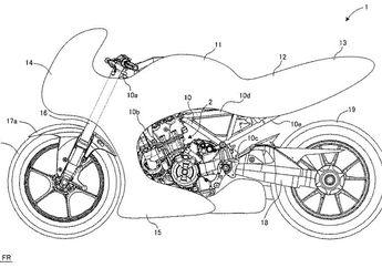 Bocor Lagi.. Suzuki Semakin Mantap Buat Bikin Motor Bermesin Turbo