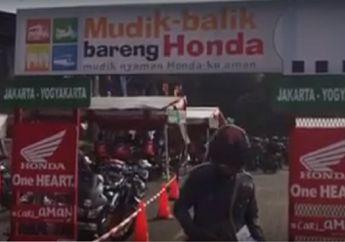 Peduli Konsumen, Honda Lagi-lagi Gelar Mudik Nyaman dan Aman 2018