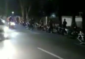 Sering Buat Resah, Polisi Razia Kegiatan SOTR Anak Motor, Ada Yang Bawa Sajam! Simak Videonya..
