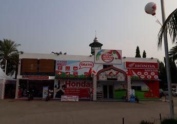 Lelah Saat Mudik? Melipir Aja Ke Posko Bale Santai Honda di Tangerang