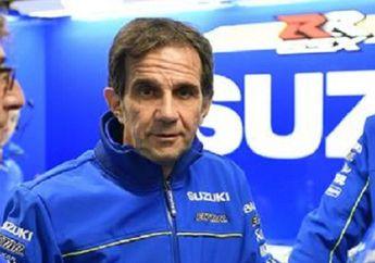 Duh, Bos Tim Suzuki Peringatkan Soal Ban Ketika MotoGP Jerez 2020 Bergulir, Pas Banget Musim Panas