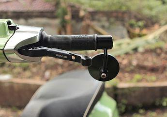 Streetmanners: Pasang Spion di Jalu Setang Motor, Begini Kata Pakar Safety Riding