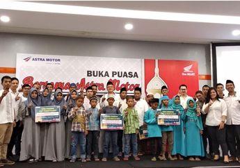 Jelang Idul Fitri, AHASS Kalbar Serahkan Donasi ke Panti Asuhan
