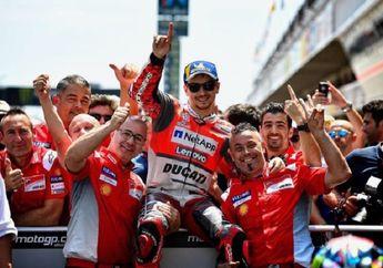 Bakal Seru.. Legenda MotoGP Sebut Motor Marquez Enggak Bakal Cocok Dipakai Lorenzo