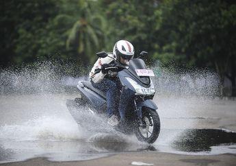 Pakai Komponen Kecil Punya Mio, Tarikan Yamaha Lexi Jadi Makin Enteng!