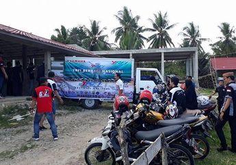 Mantaf Jiwa... YRFI Gorontalo Berbagi Serentak Nasional 2018