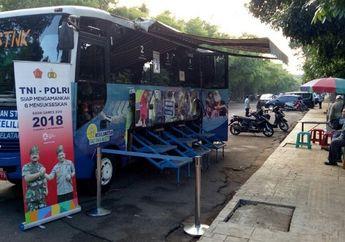 Awas Telat! Ini Dia Jadwal SIM dan Samsat Keliling Jumat (19/10) di Jakarta dan Sekitarnya