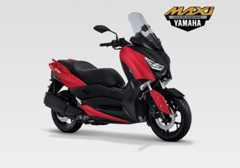 Kisi-kisi Radiator Ini Bisa Mencegah Yamaha XMAX Meriang