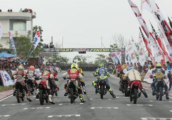 Mantap! Ini Dia Regulasi Teknik Balap Motor Road Race Kejurnas Oneprix dan MotoPrix 2020