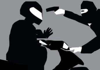 Perampok Bermotor Bersenjata Senapan Berhasil Gasak Uang Rp 561 Juta