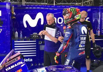 Akhirnya Terungkap, Alasan Kepala Mekanik Maverick Vinales Tolak Bekerja dengan Valentino Rossi