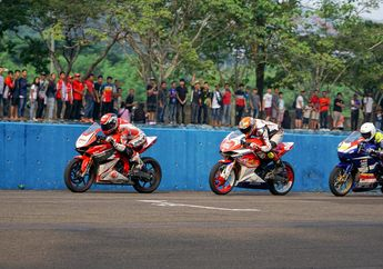 Batal! Kejurnas Balap Motor Sport Indospeed Race Series (IRS) 2019