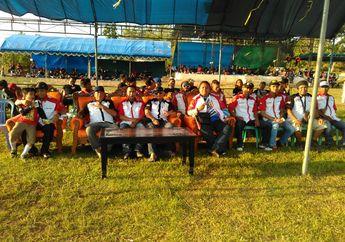 Lebaran Komunitas Yamaha RX-King Kalimantan Bagikan 1 Unit Motor RX Series