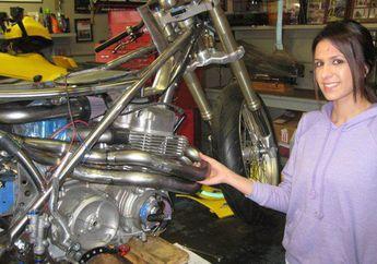 Honda CB750 Four Ditangan Tiga Model Cantik, Cafe Racer Yang Siap Diajak Kontes