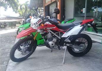 Awas Kecele.. Kawasaki KLX 150 Ada yang Mirip dengan Honda CRF150L