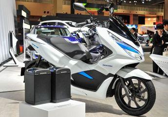 Akhirnya All New Honda PCX EV Dijual Untuk Pasar di Luar Jepang, Masuk Indonesia Enggak?