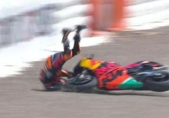 Ngeri... Murid Valentino Rossi dan Mika Kallio Tumbal Ganasnya Sirkuit Sachsenring Jerman