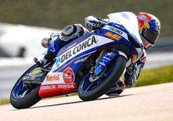 Jorge Martin Menang Telak di Race Moto3 Jerman, Bezzechi Terus Mengintai