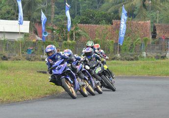 Di Kelas YCR1 Yamaha Cup Race Seri 4 Tasikmalaya Ariyanto Tarzan Berjaya