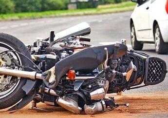 Hati-Hati Riding Malam Hari, Motor Yamaha X-Ride Adu Banteng sama Fino, Korban Tidak Terselamatkan