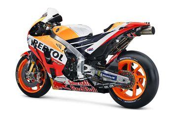 Wuih! Motor MotoGP Punya 200 Komponen Fast Moving, Ini Jadwal Penggantiannya