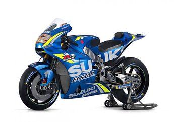Ketahuan! Suzuki Diam-diam Uji Coba Motor 2019 Bareng Pembalap Barunya
