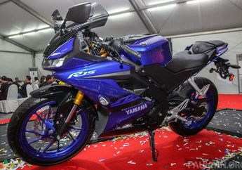 Weleh.. Harga Yamaha R15 Jadi Segini Setelah Resmi Dilaunching di Malaysia