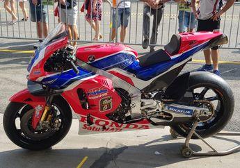 Wah.. Motor Baru Honda Bakal Tampil di MotoGP Ceko, Grafisnya Keren