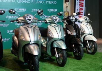 Honda PCX Hybrid Meluncur, Yamaha Diam-diam Siapkan Produk Motor Hybrid Baru