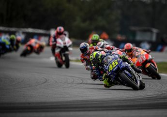 Keluhan Valentino Rossi Bikin Indonesia Terancam Batal Jadi Tuan Rumah Balap MotoGP