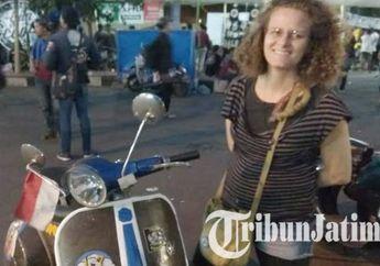 Kisah Perempuan Asal Prancis 16 Tahun Terdampar di Indonesia, Semua Gara-gara Vespa