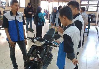 Mantap.. Mahasiswa Indonesia Bikin Alat yang Bisa Mencari Motor Hilang