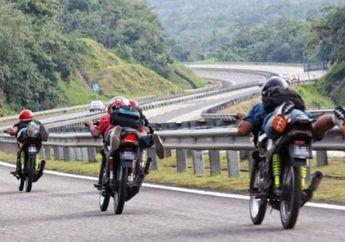 Ngeri, Kecelakaan Maut Tewaskan 2 ABG Akibat Ratusan Motor Ngebut di Tulungagung
