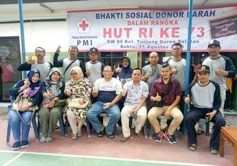 Slow Gasz Adakan Bakti Sosial Dalam Rangka HUT Indonesia ke-73