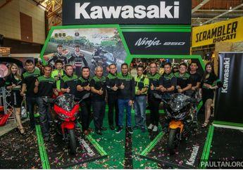 Beruntung di Indonesia, Harga Kawasaki Ninja 250 di Malaysia Jauh Lebih Mahal
