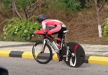 Video Pembalap Motor Indonesia M Fadli Bisa Juara Asia di Balapan Sepeda