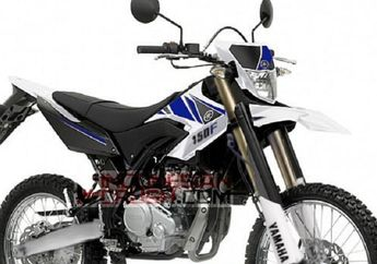 Mengejutkan! Yamaha Bocorin Harga Trail 150cc Produksi Indonesia