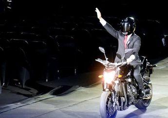 Ini Dia Profil Sosok yang Selalu Nemenin Jokowi Motoran