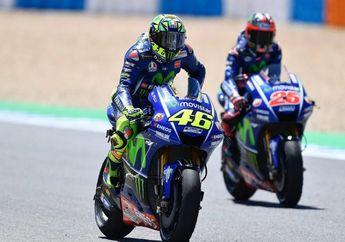 Valentino Rossi Kesal Ada Salah Satu Kru Yamaha Absen di MotoGP Inggris, Siapa?