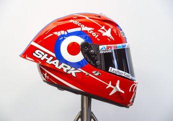 Unik! Ini Alasan Pembalap Moto2 Pakai Livery Helm Begini