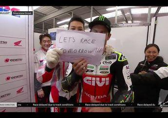 Enggak Nyangka, Ternyata Begini Ekspresi dan Komentar Para Pembalap Usai MotoGP Inggris Batal Digelar