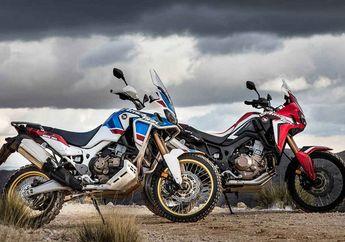 Honda CRF1000L Africa Twin Adventure Sports Lebih Mahal Rp 65 Juta, Apa Bedanya Dengan Versi Biasa?