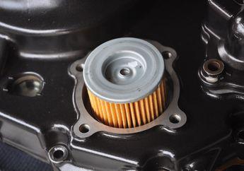 Wuih, Ternyata Filter Oli Honda CRF250 Rally Bisa Pakai Punya Bebek!