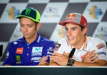 Enggak Nyangka, Marc Marquez Kepengen Menjadi Seperti Valentino Rossi