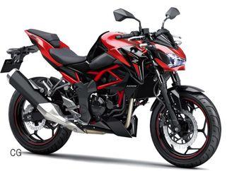 Renderan Ala Young Machine Ini Apakah Benar Kawasaki Sport 125 cc