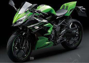 Diprediksi, Kawasaki Ninja 125 Akan Lebih Mirip Ninja 250 Fi