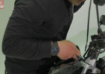 Enggak Sulit Bro, Begini Cara Ganti Kabel Kopling Yamaha V-Ixion, Ada Tutorialnya Juga