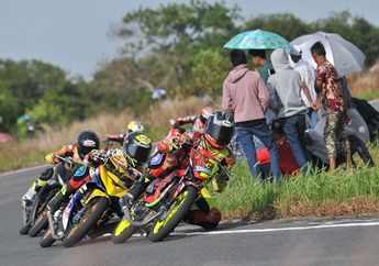 OtoRace: Tahun 2019 Motor Bebek 125 cc Dihapus dari Kejuaraan Nasional
